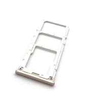 Лоток Sim-карты и карты памяти для Xiaomi Mi A2 Lite/Redmi 6 Pro, золотистый, на две Sim-карты
