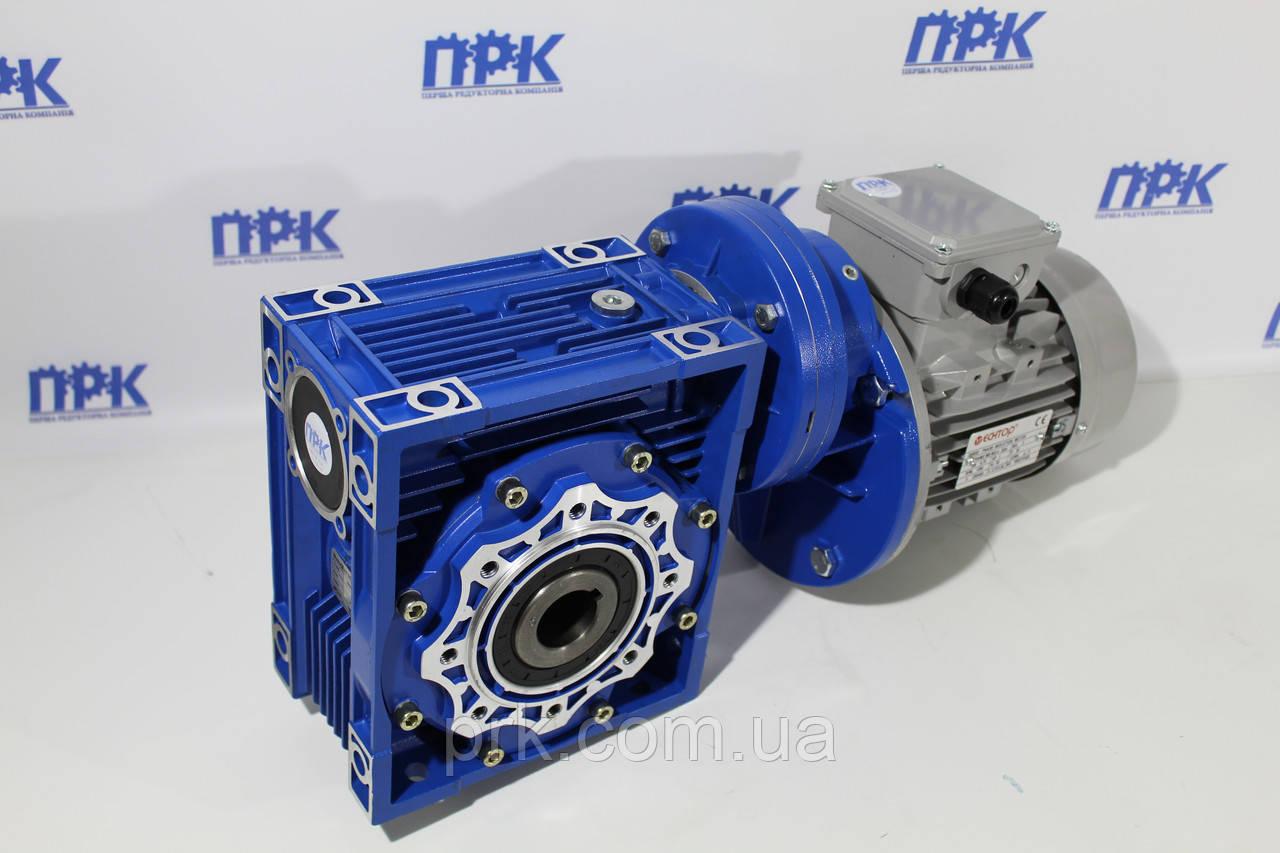 МОТОР-РЕДУКТОР PC 80 - NMRV 75/90/110/130 -0.37-0.75КВТ