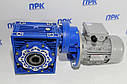 МОТОР-РЕДУКТОР PC 80 - NMRV 75/90/110/130 -0.37-0.75КВТ, фото 2