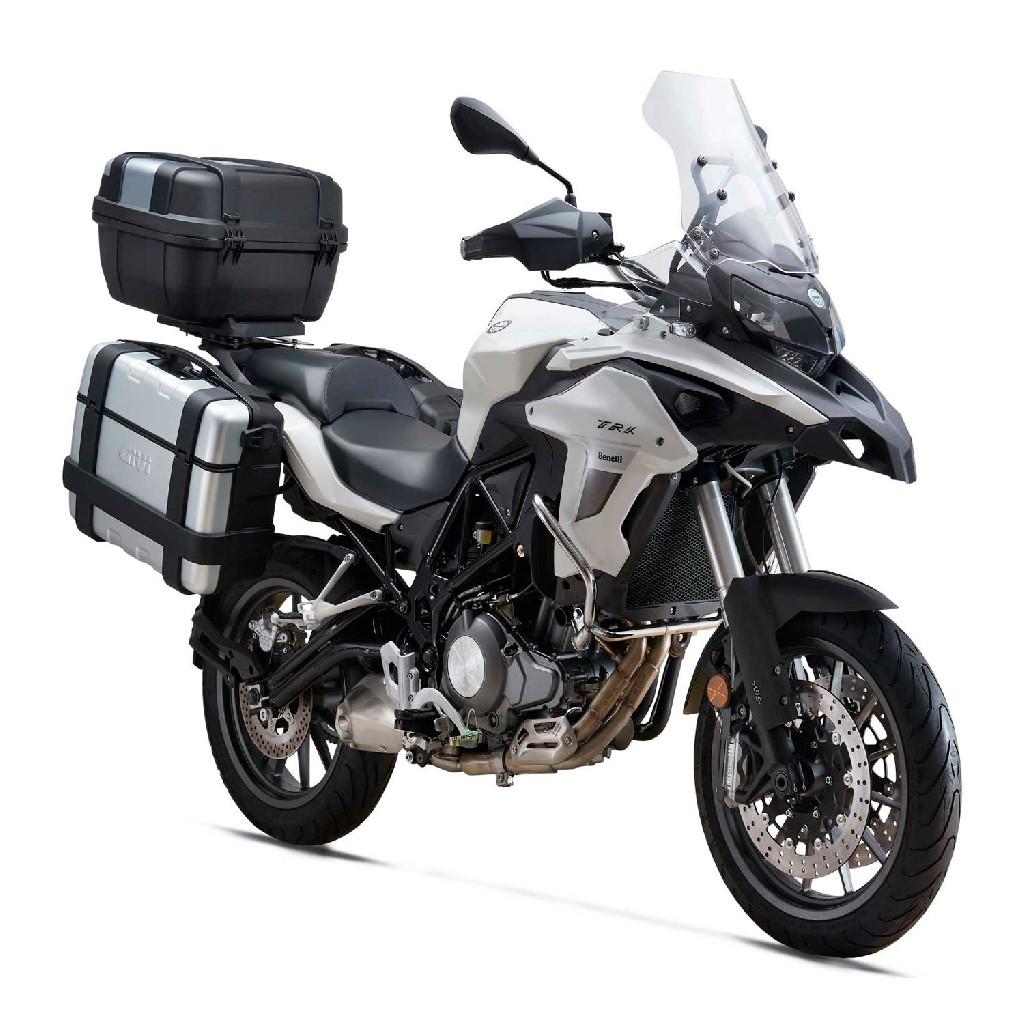 Мотоцикл Geon Benelli TRK502 Білий