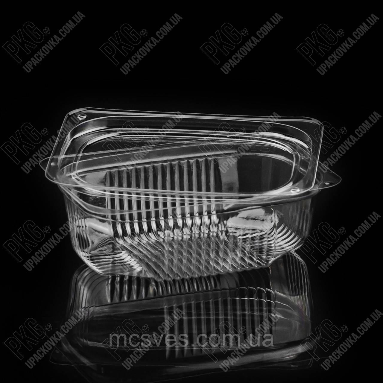 Упаковка для салатов и полуфабрикатов ПС-181 (200 мл)