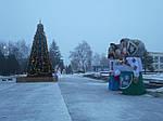 Відкриття новорічної ялинки в смт. Оратів Вінницька область