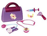 """Интерактивный набор инструментов Доктор Плюшева """"Чемоданчик доктора"""" Disney (GPH90121) Doc McStuffins Doctor's"""