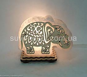 Соляна лампа маленький Слон