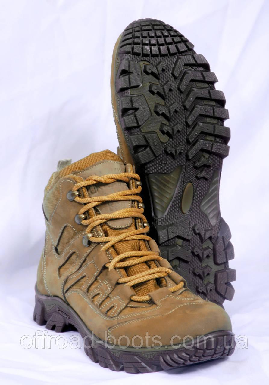 4e81b967a Ботинки тактические водостойкие кожаные MK.2 Gen. II 4д койот - Магазин