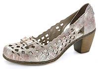 Женские туфли RIEKER  40965-90