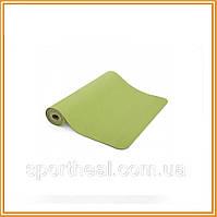 Коврик для йоги Bodhi Лотос Про зелёный (lotus-pro-mat-green)
