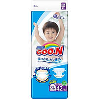 Подгузники Goo.N XL (12 - 20 кг), 42 шт