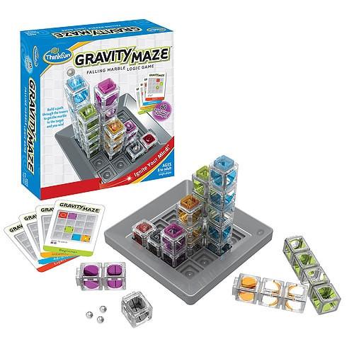 Настольная игра головоломка Гравитационный лабиринт (ThinkFun  Gravity Maze)