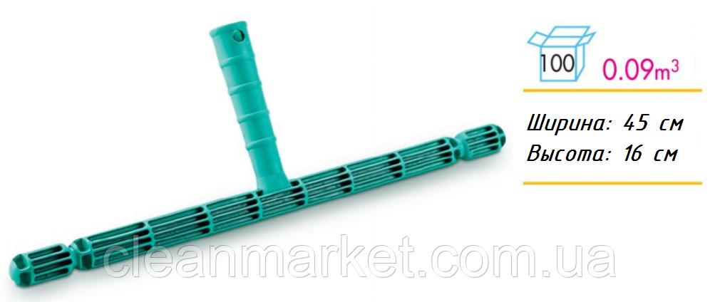 Держатель насадки-шубки пластиковый 45 см для мытья окон CPA 247