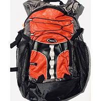 Спортивный рюкзак Huasion+провод мр3+дождевик, красный