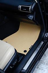 Автоковрики для MG Motor MG III (2012+) (хетчбек) eva коврики от ТМ EvaKovrik