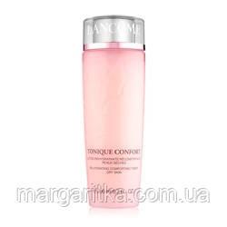 Увлажняющий тоник-лосьон для сухой кожи лица Lancome Tonique Confort (Копия)