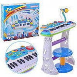 Детское музыкальное пианино. 16 мелодий. Световые и звуковые эффекты. 7235, фото 4