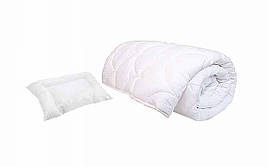 Ортопедический детский комплект детский Паппи (одеяло+подушка) 110х140 см./30х50 см. МатроЛюкс