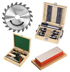 Комплектующие для станков по деревообработке Bernardo   Аксессуары, оснастка, инструмент