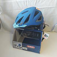 #4Велошлем ABUS 20381 Urban-I V.2 Zoom L Blue, фото 1