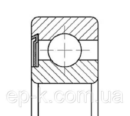 Подшипник 60207 (6207 Z)