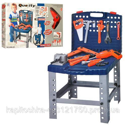 Игровой набор инструментов для мальчика