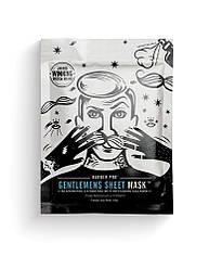 Омолаживающая и увлажняющая маска для мужчин с коллагеном Barber Pro Rejuvenating & Hydrating Mask 30 г