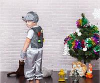 Детский новогодний костюм Ежик