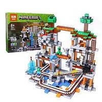 Конструктор Lepin серия Minecraft 18011 Шахта (аналог Lego Майнкрафт, Minecraft 21118), фото 1
