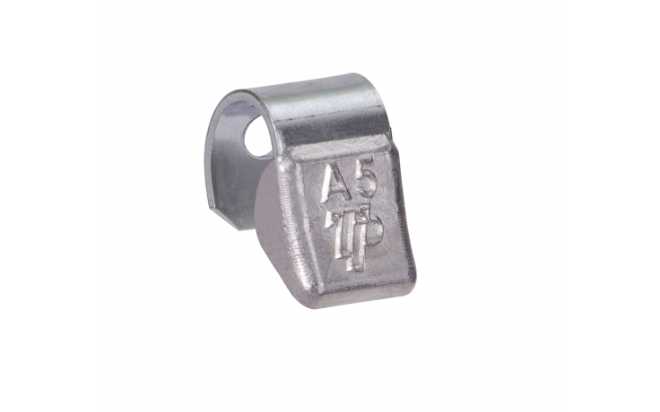 Груз балансировочный набивной для легкосплавных дисков ALU 5 г. упаковка 100 шт. TipTopol TPALU-005 (Польша)