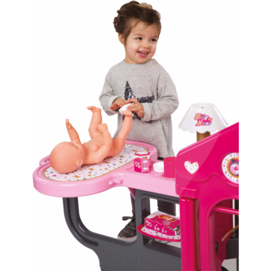Игровой набор Центр по уходу за куклой Smoby Baby Nurse 220318