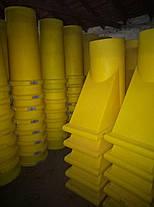 Рукав строительный прямой для сброса мусора , фото 3