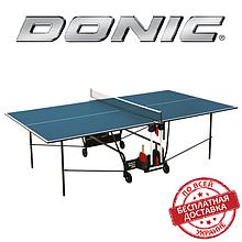 Теннисный стол для помещений Donic Indoor Roller 400