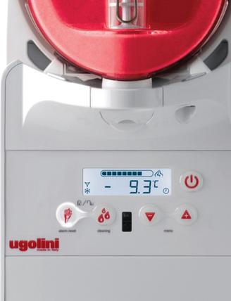 Фризер для мягкого мороженого Ugolini Minigel 3, фото 2