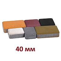 Тротуарная плитка толщина 40 мм (4 см)