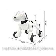 Собака робот  Smart Pet 619 , говорящая интерактивная игрушка на радиоуправлении