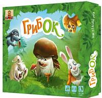 Грибок. Семейная настольная игра, детям от 5 лет