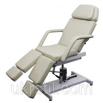 Педикюрно-косметологическое кресло 235