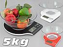 Весы кухонные Ronner tw3010 красная, фото 4