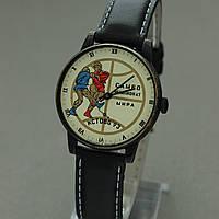 Часы ЗиМ Самбо чемпионат мира Кстово 1993 год , фото 1