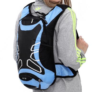 Современные рюкзаки. Спортивний рюкзак. Модный  рюкзак.  Рюкзаки унисекс. Код: КРСК70