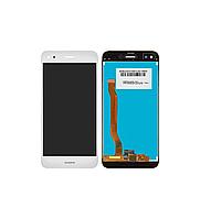 Дисплей Модуль Huawei Nova Lite 2017 (SLA-L02, SLA-L22, SLA-L0) с сенсором White