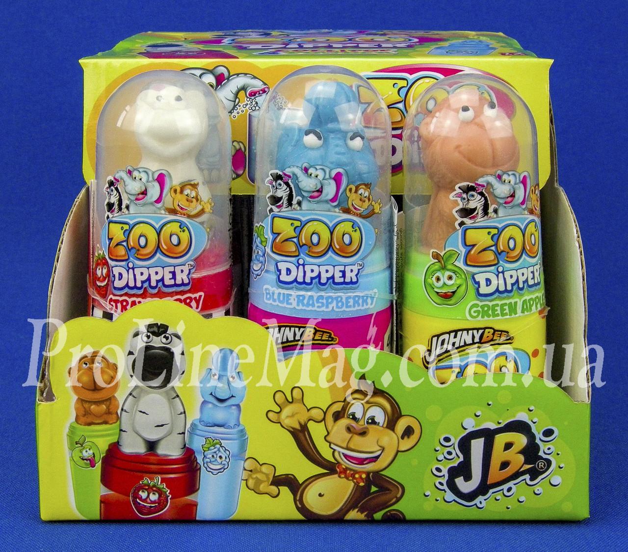 3D леденец Johny Bee® Zoo Dipper