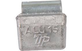Груз балансировочный набивной для легкосплавных дисков ALU 15 г. упаковка 100 шт. TipTopol TPALU-015 (Польша)