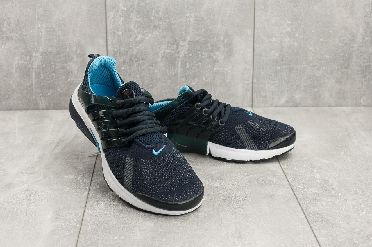 Кроссовки А 1610-4 (Nike Presto) (лето, мужские, текстиль, синий)