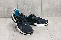 Кроссовки А 1610-4 (Nike Presto) (лето, мужские, текстиль, синий), фото 1