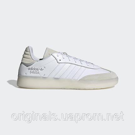 Мужские кеды Adidas Samba RM BD7486 - 2019, фото 2