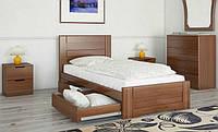 Кровать Кармен  с выдвижными ящиками 1400*2000