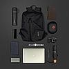 Рюкзак водонепроникний для ноутбука 15л Naturehike Multifunctional Laptop Bag NH18G020-L, фото 5