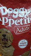 Корм собачий сухой Doggy Appetite для собак крупных пород, 10 кг