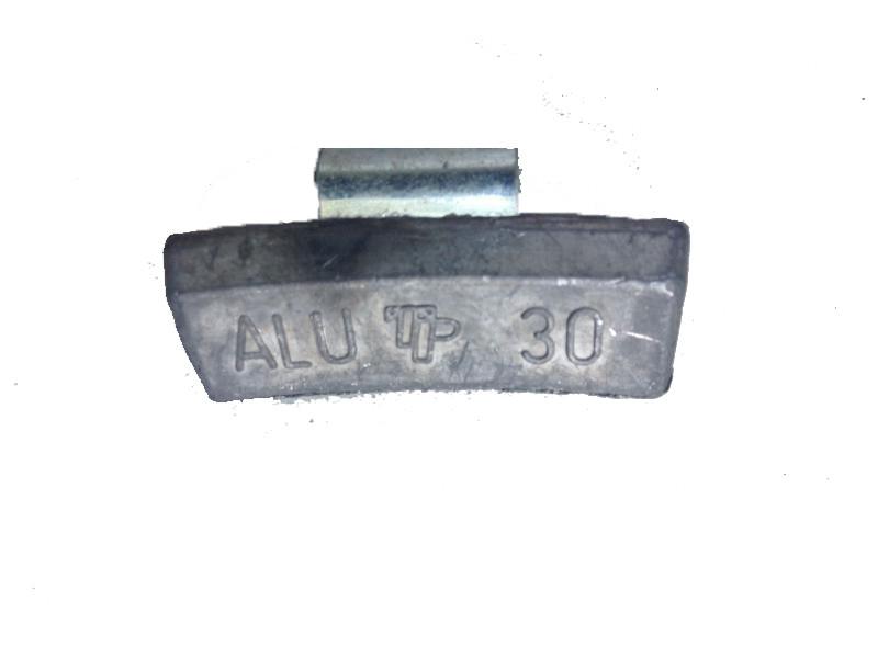 Груз балансировочный набивной для легкосплавных дисков ALU 30 г. упаковка 100 шт. TipTopol TPALU-030 (Польша)