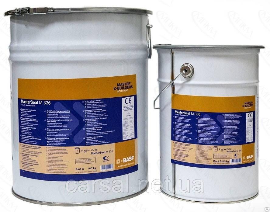 Химически стойкая гидроизоляции и защита бетона от агрессивных воздействий MasterSeal М 336