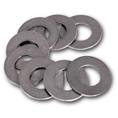 Алюминиевые шайбы уплотнительные (фасовка по 100шт)